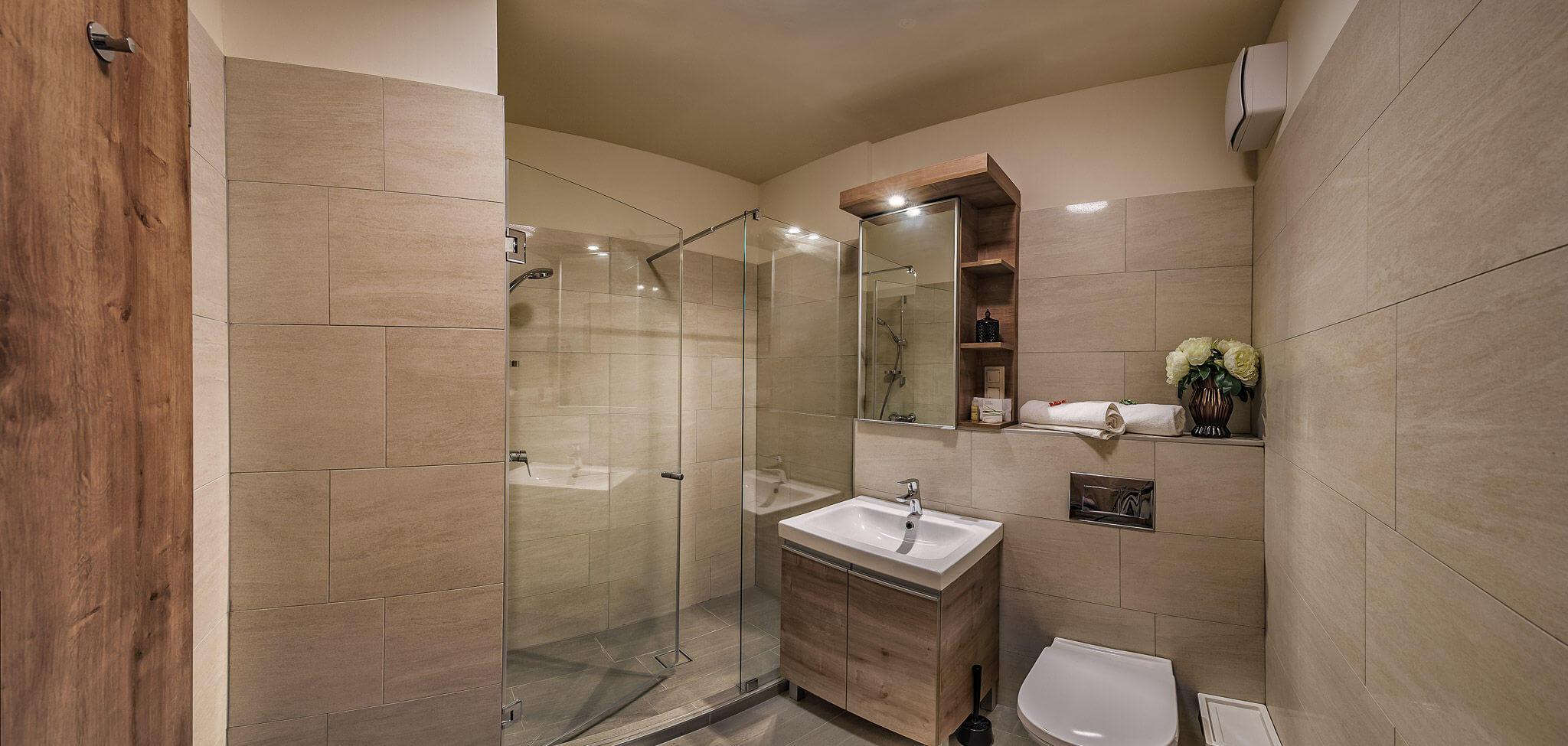 One bedroom Standard 1 - Art Homes Budapest