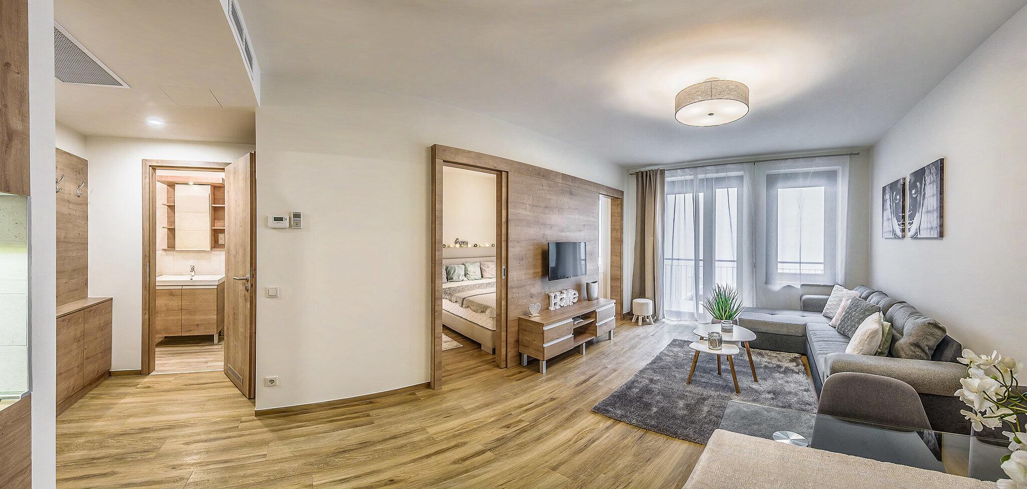 One bedroom Standard 4 - Art Homes Budapest