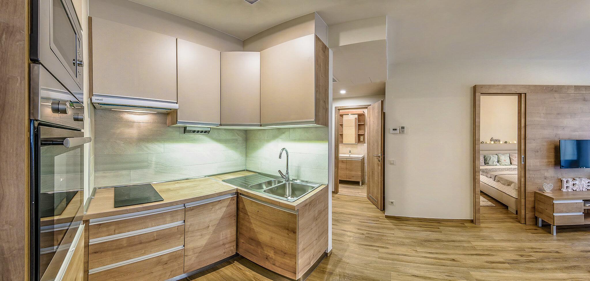 One bedroom Standard 5 - Art Homes Budapest