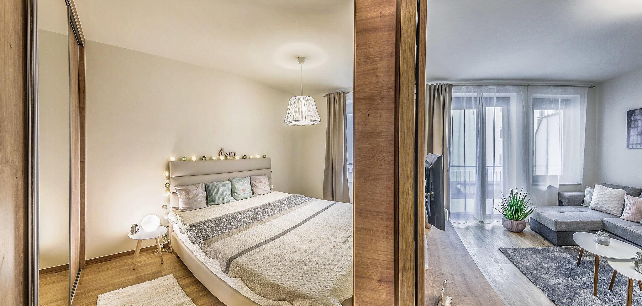 One bedroom Standard 6 - Art Homes Budapest